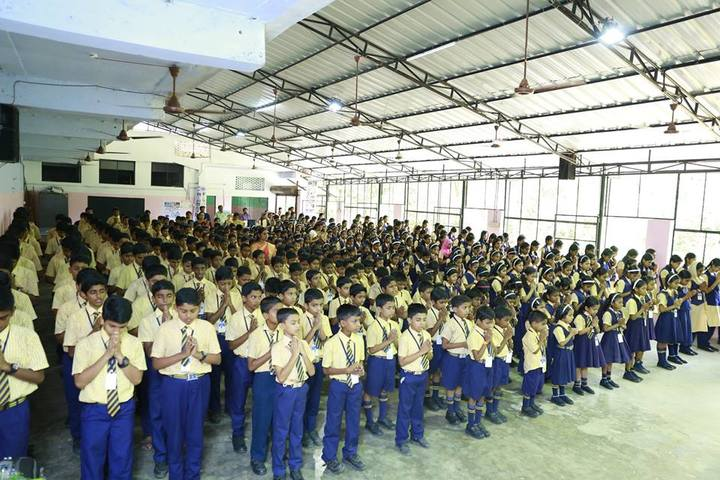 M G M Central School-Assembly