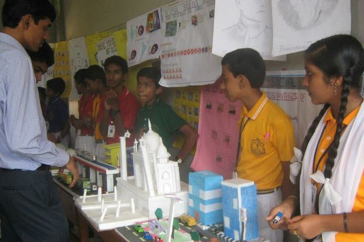 M G M Central School-Student Projects
