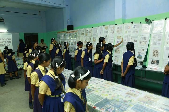 M G M Central School-Workshop