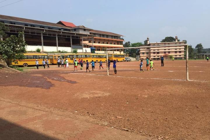 M S I English School-Play Ground