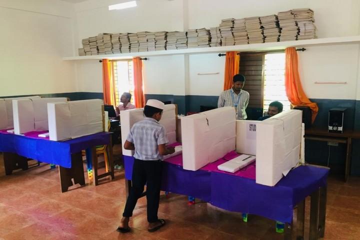 M S I English School-School Election Day