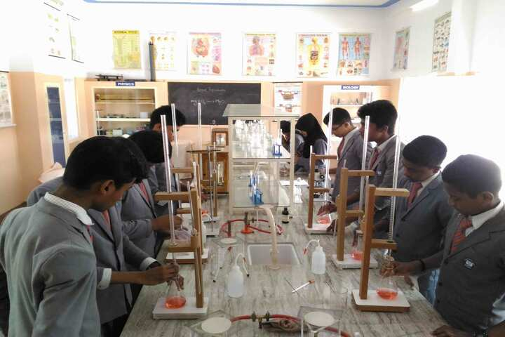 MAM Bethany Public School-Physics Lab