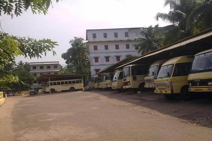 Mahatma Gandhi Memorial Model School-Transport Facility