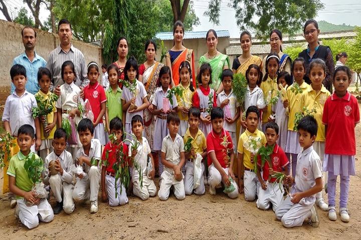 Maharshi Vidya Mandir- Go Green