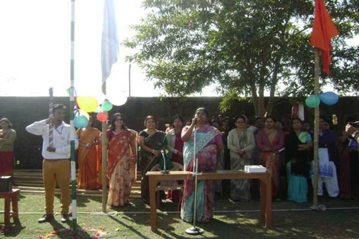 Maharshi Vidya Mandir- School Program