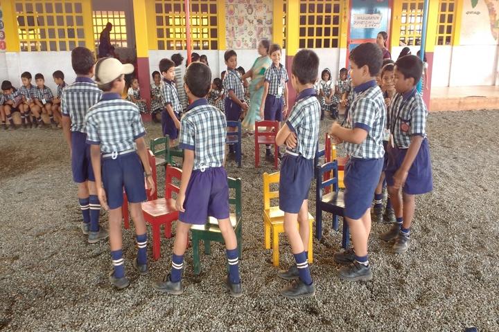 Mahatma Gandhi Public School-Activity