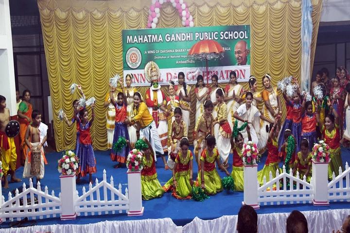 Mahatma Gandhi Public School-Annual Day Celebrations