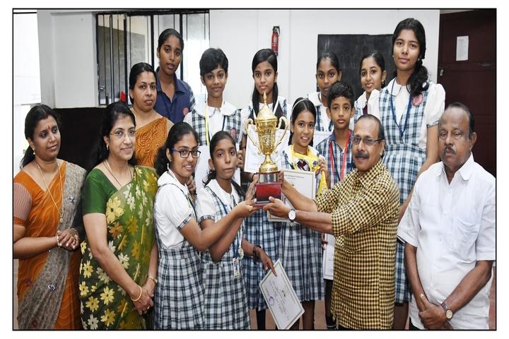 Mahatma Gandhi Public School-Award Ceremony