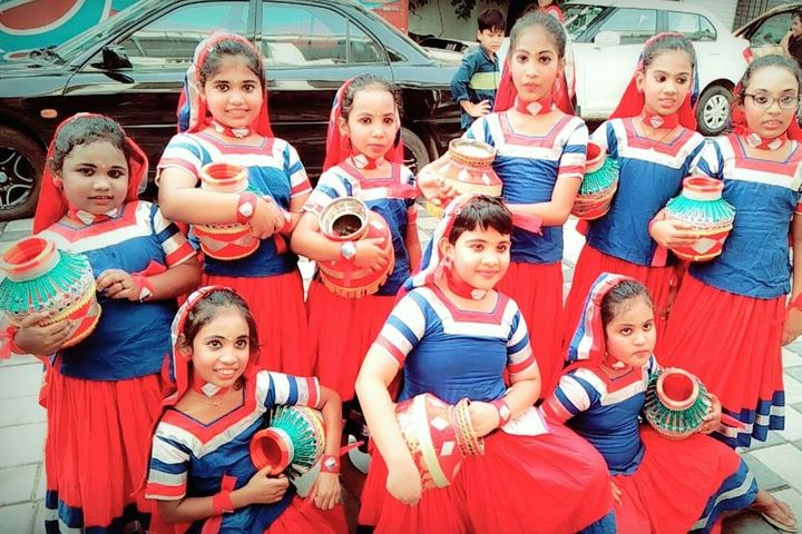 Mahatma Gandhi Public School-Festival Celebrations