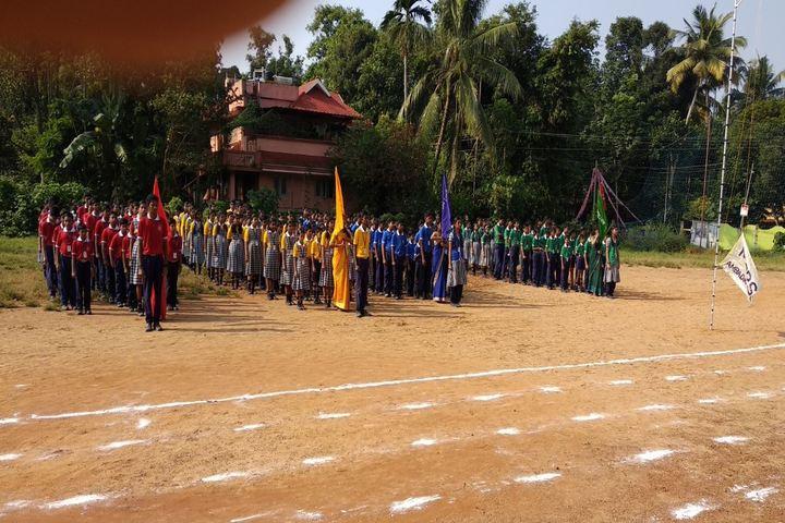 Mahatma Gandhi Public School-Sports Meet