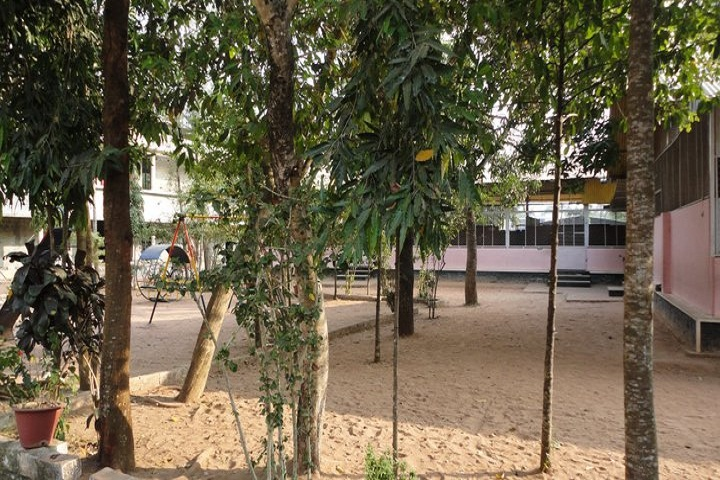 Mannam Memorial Residential Public School-Play Area