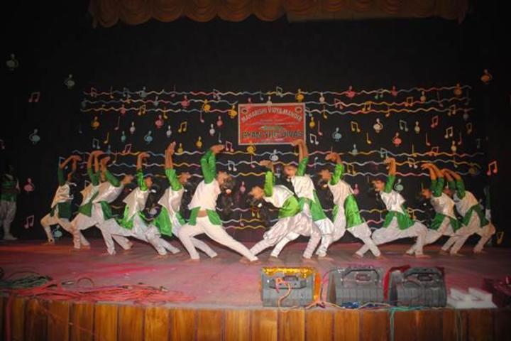 Maharshi Vidya Mandir- Dancing