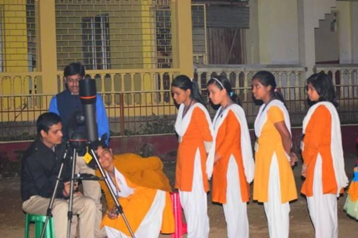 Maharshi Vidya Mandir- Skit