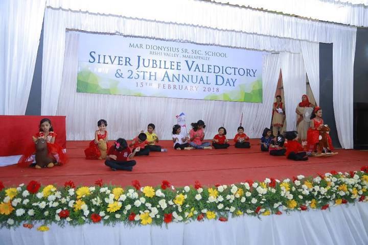 Mar Dionysius School-Annual Day Celebrations