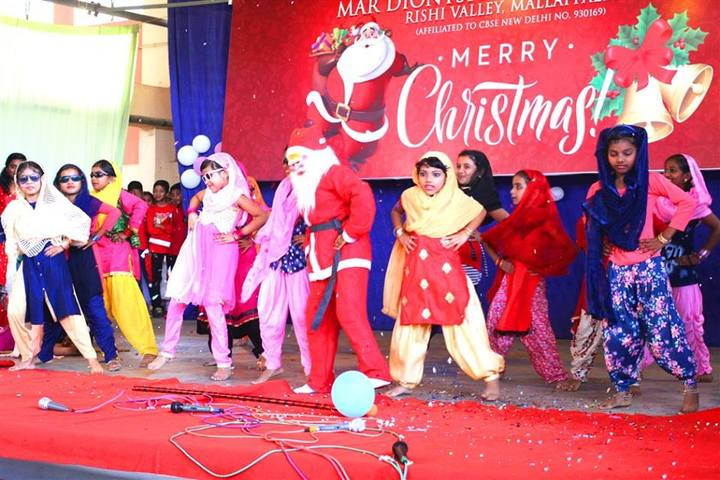 Mar Dionysius School-Christmas Celebrations