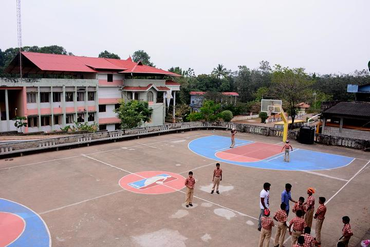 Mar Dionysius School-Play Ground