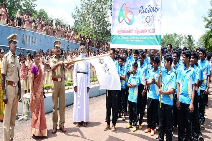 Mar Dionysius School-Sports Meet