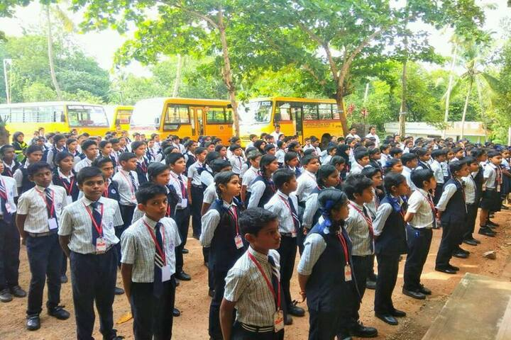 Mar Thoma Central School-Assembly