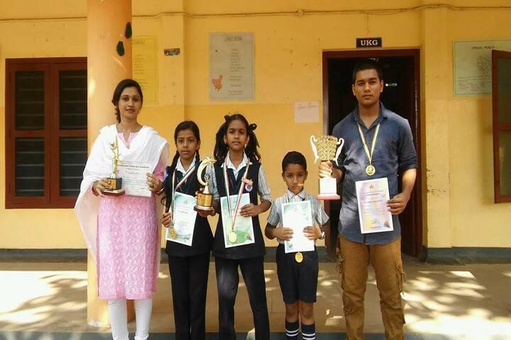 Mar Thoma Central School-Awards