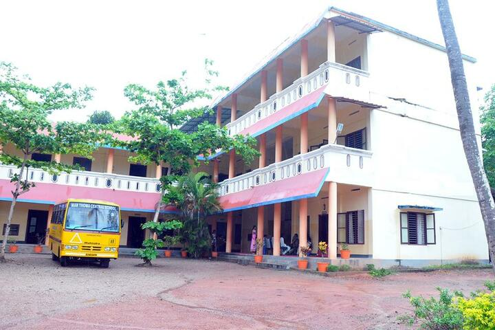 Mar Thoma Central School-Campus View