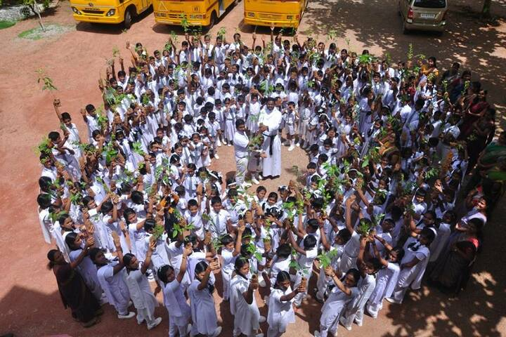 Mar Thoma Central School-Earth Day Celebrations