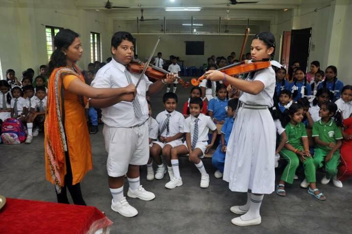 Mar Thoma Central School-Music Club