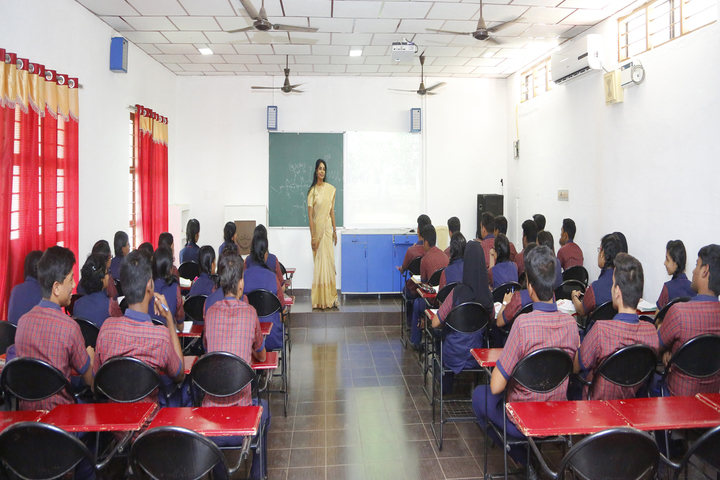 Mar Thoma Public School-AV Room