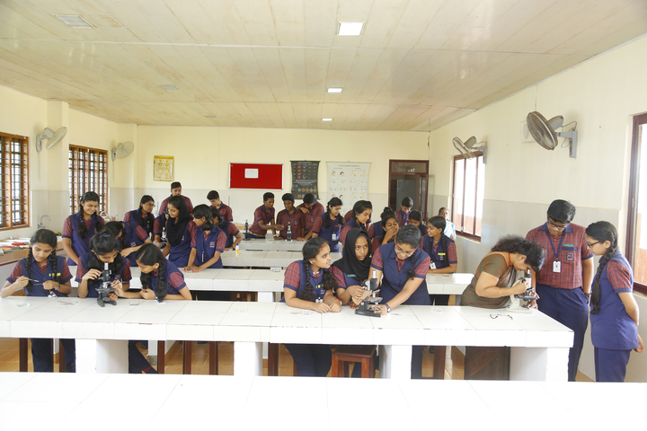 Mar Thoma Public School-Biology Lab