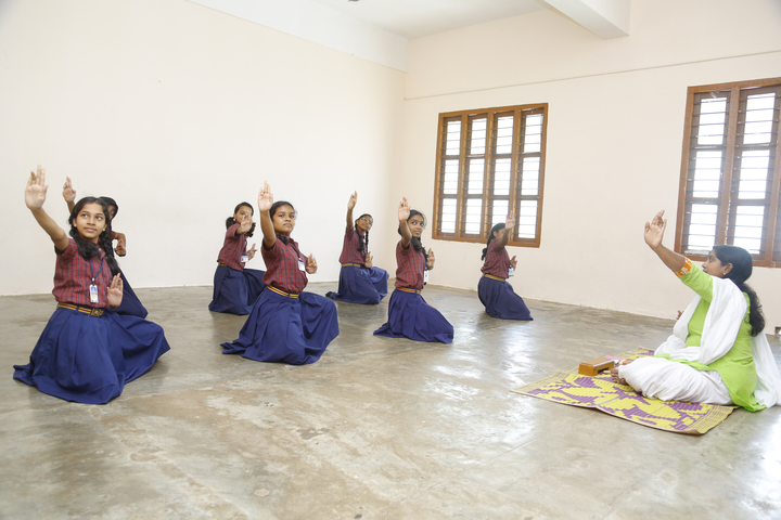 Mar Thoma Public School-Dance Room
