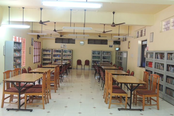Mar Thoma Public School-Library