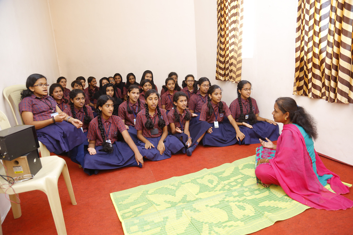 Mar Thoma Public School-Music Room