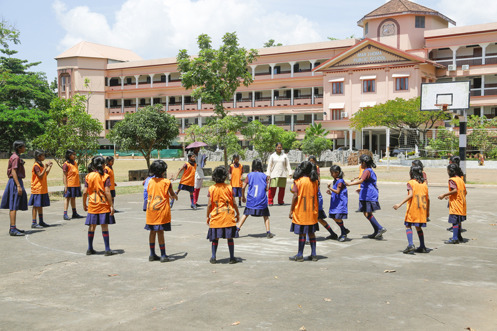 Mar Thoma Public School-Sports
