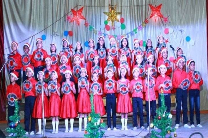 Mar Thoma Senior Secondary School-Christmas Celebrations