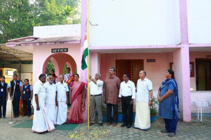 Mar Thoma Senior Secondary School-Republic Day Celebrations