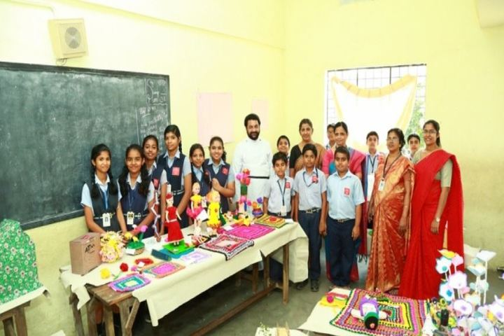 Mar Thoma Senior Secondary School-Student Projects