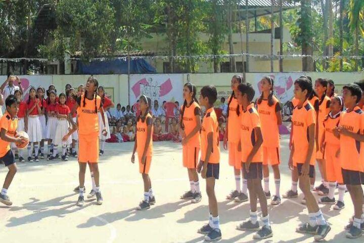 Marello Public School-Sports
