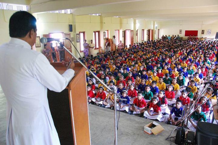 Marian English Medium School-Auditorium