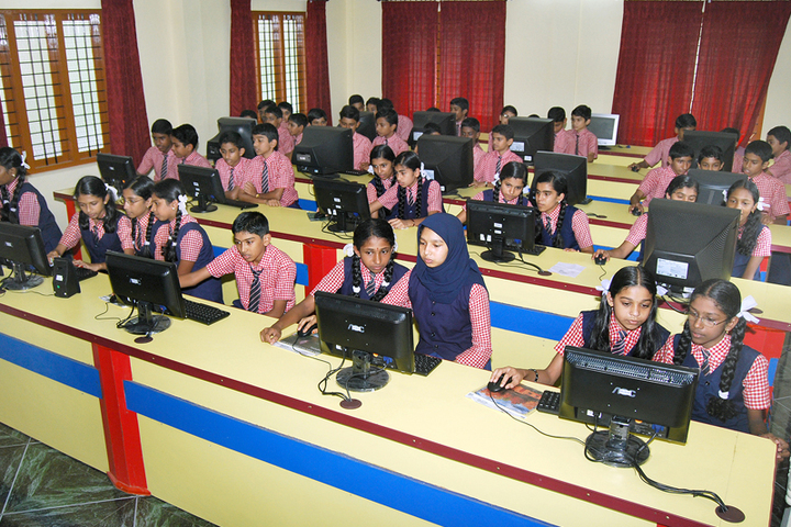 Marian English Medium School-Computer Lab