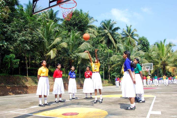 Marian English Medium School-Sports