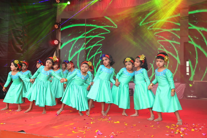 Marian Public School-Annual Day Celebrations