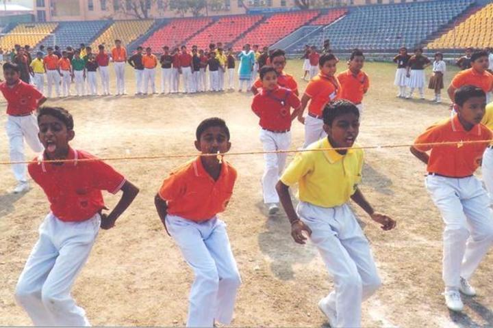 Maharshi Vidya Mandir- Sports