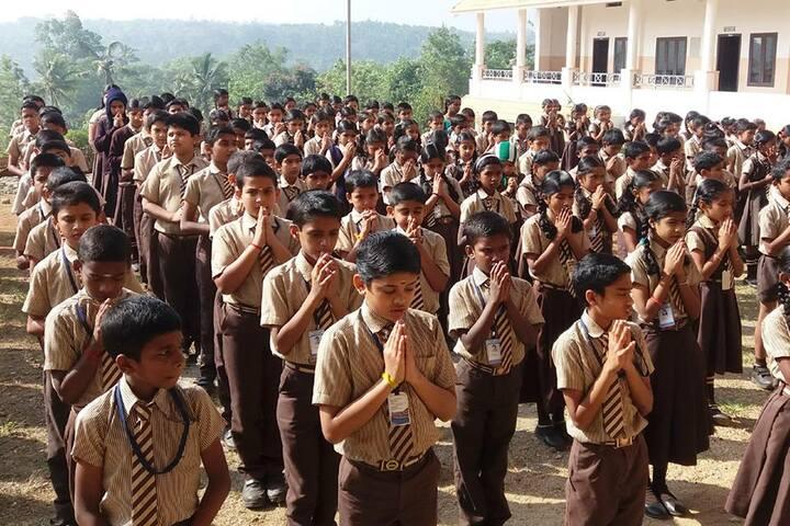 Marivanios Bethany Public School-Assembly
