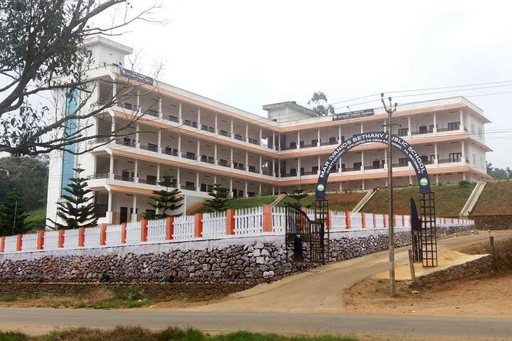 Marivanios Bethany Public School-Campus View