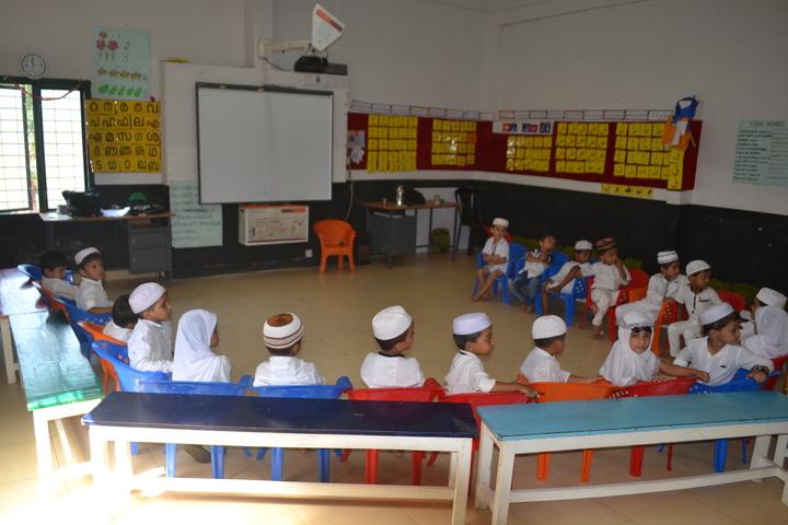 Markaz Public School-Activity Room