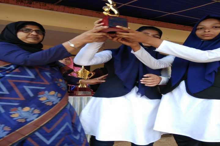 Markaz Public School-Awards
