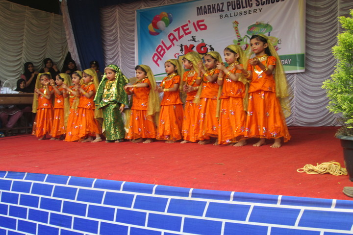 Markaz Public School-KG Fest