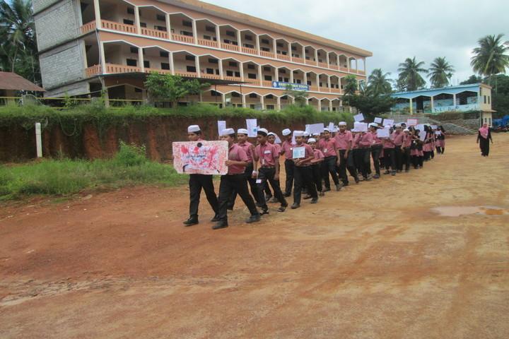 Markaz Public School-Rally