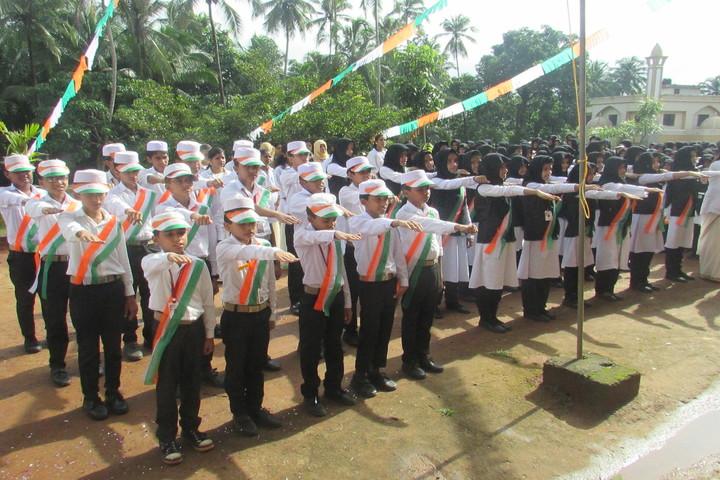Markaz Public School-Republic Day Celebrations