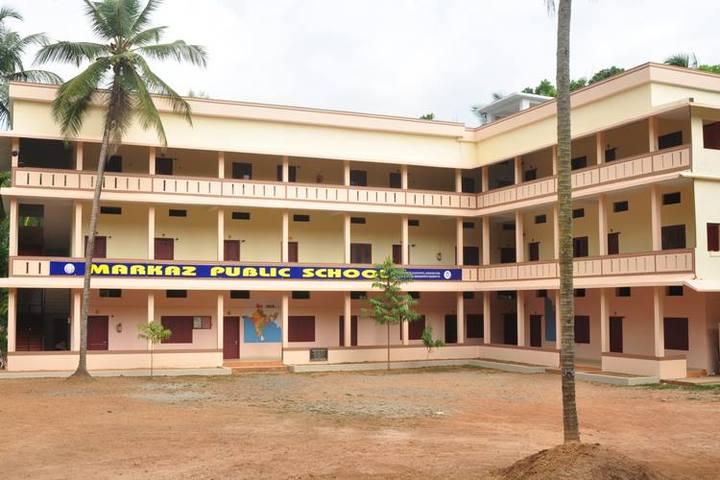 Markaz Public School-Campus View