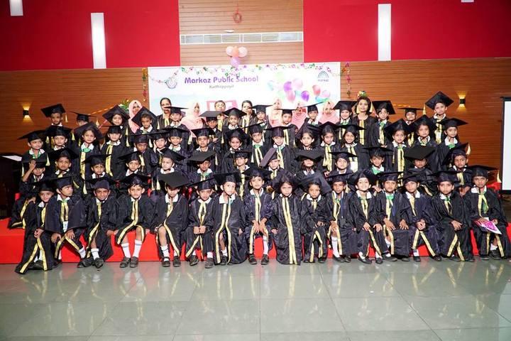 Markaz Public School-Convocation